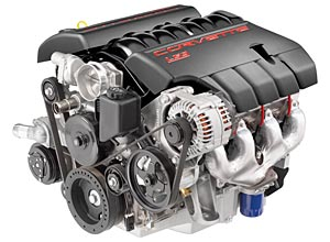 LS3 Corvette engine