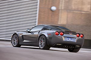 2009 Corvette Z06 Coupe