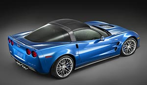 2010 Corvette ZR1 Coupe