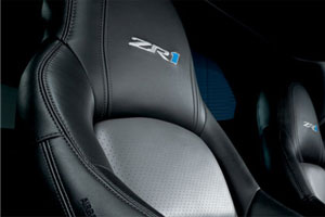2012 ZR1 Corvette Seats