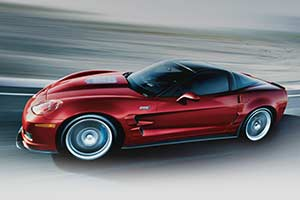 2012 Corvette ZR1 Coupe