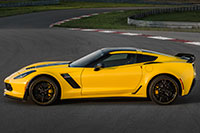 2016 Corvette Z06 Coupe