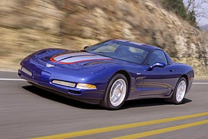 2004 Corvette Z06 Coupe