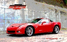 Right Hand Drive Corvette Z06 Coupe