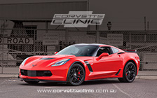 Corvette C7 Z06 Right Hand Drive